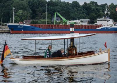 Das Dampfboot Pauline