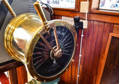 Maschinen-Telegraf
