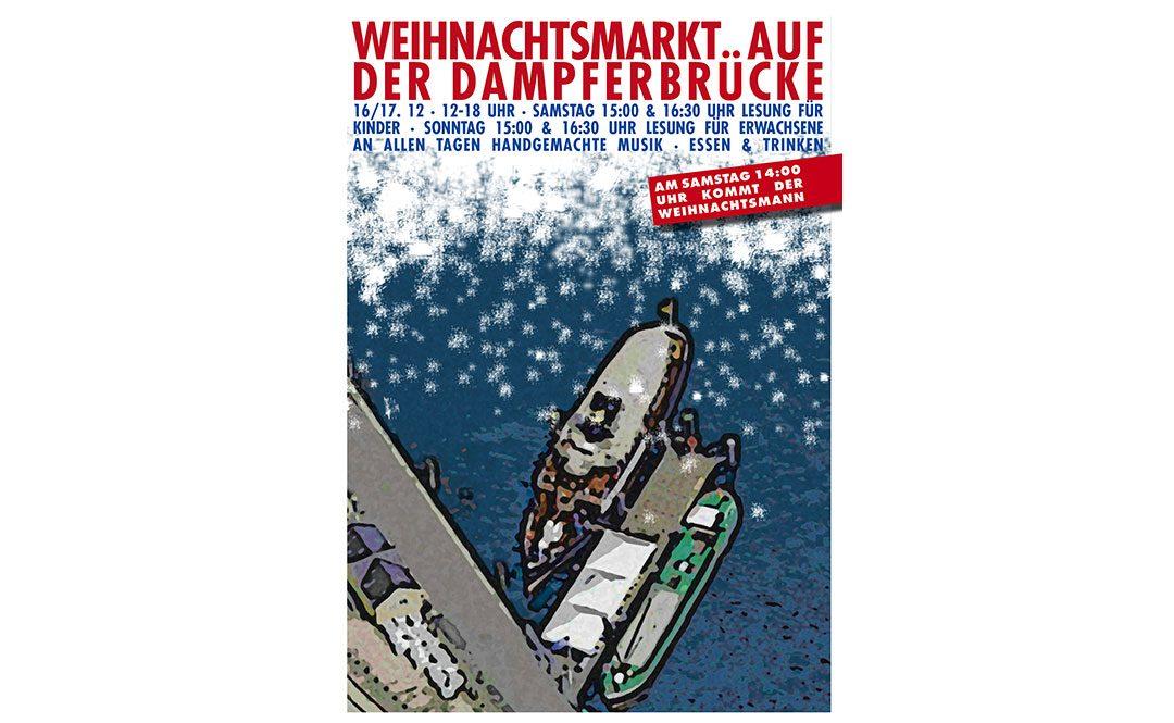 Weihnachtsmarkt des Historischen Hafens
