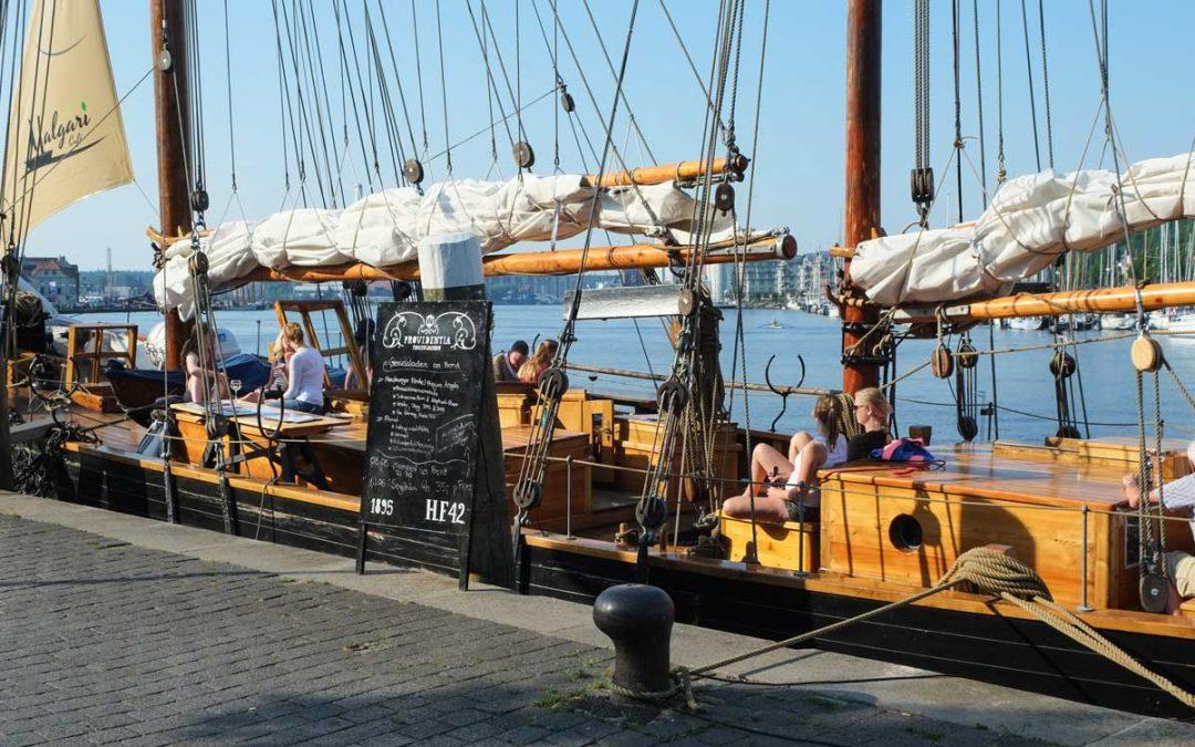 Kulinarischer (Dauer)gast an der Hafenspitze